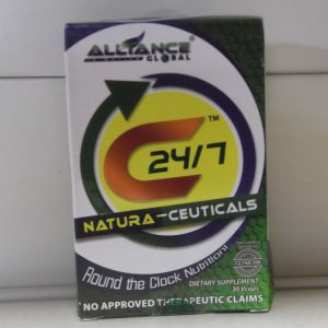 24/7 Dietary Supplement 1 box Vcaps