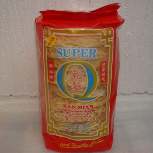 Super Q Kan Mien Dried Steamed Noodles(Reduced Price Date  Aug, 09,2019)